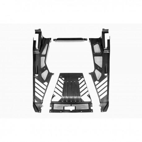 Eventuri Carbon Kevlar Motorabdeckung - Lamborghini Huracan